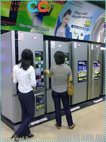 Thực hư chuyện tủ lạnh tiết kiệm 40% điện năng