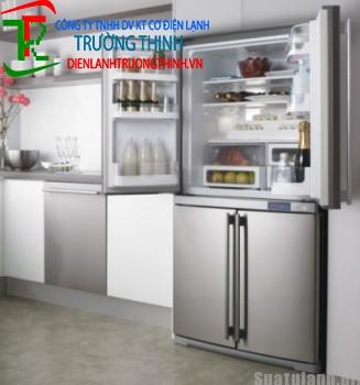 Electrolux ra mắt tủ lạnh có ngăn làm nước mát lạnh ngay