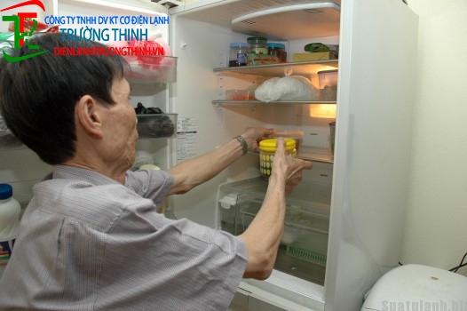 Hướng dẫn sử dụng tủ lạnh ít hao điện