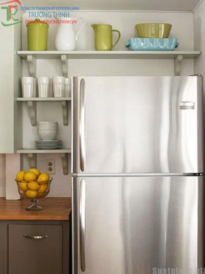 Chỉ 20 phút bạn sẽ có chiếc tủ lạnh sạch hoàn hảo