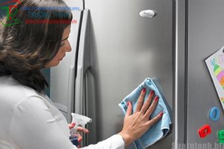 Vệ sinh tủ lạnh của gia đình như thế nào cho đúng?